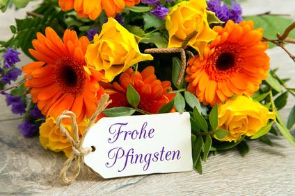 Wir Wünschen Ein Frohes Pfingstfest!