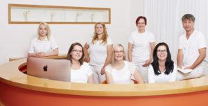 Team Zahngesundheit Halle