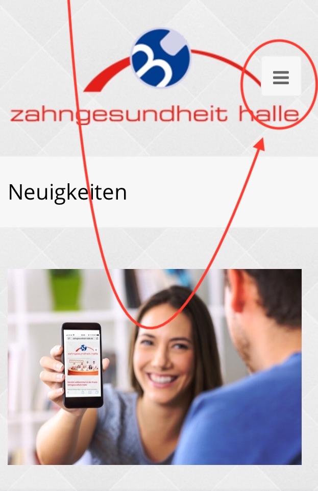 Zahngesundheit Halle Zahnarzt Roger Barz Website