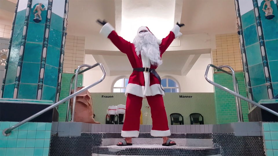 Zahngesundheit Halle Zahnarzt Roger Barz Weihnachtsfilm 2017