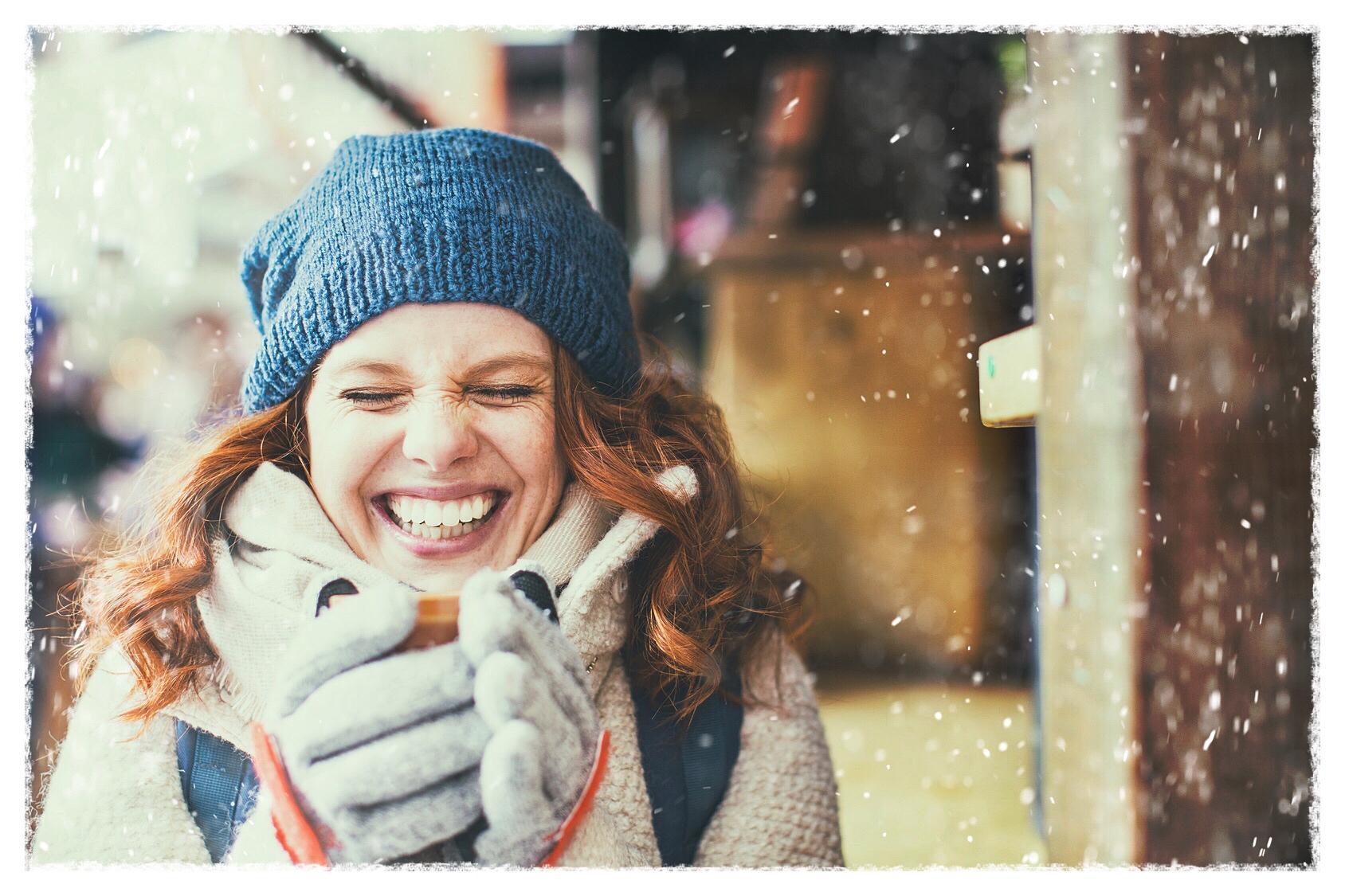 Was Tun, Wenn Diese Eisige Kälte Deine Zähne Zum Schmerzen Bringt?