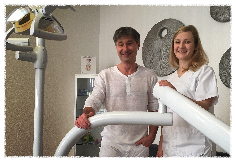 Susanne Zscherneck Zahngesundheit Halle Zahnarztpraxis Roger Barz