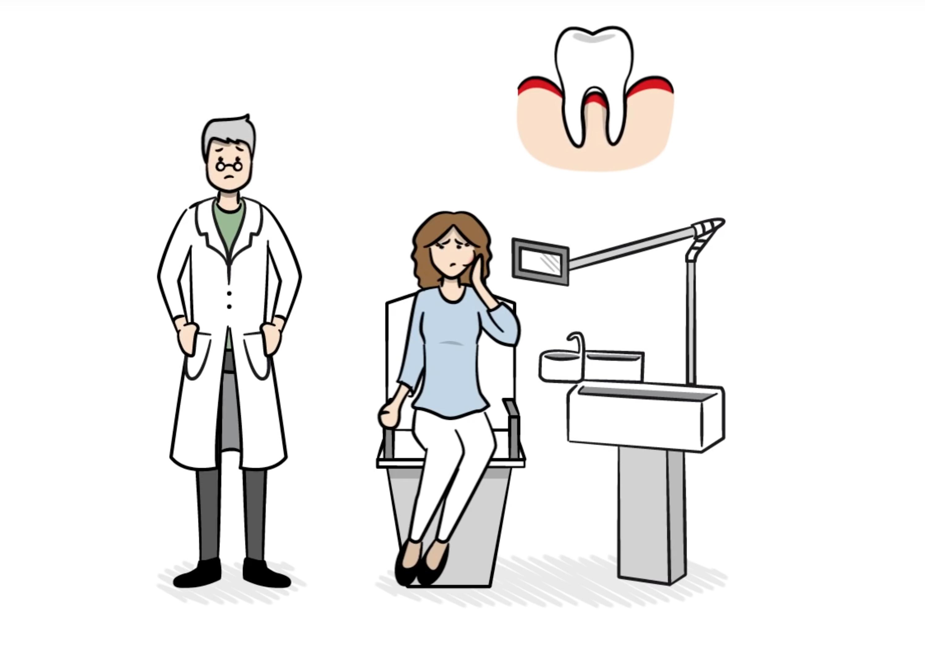 Information HKP Zahnarztpraxis Roger Barz Zahngesundheit Halle