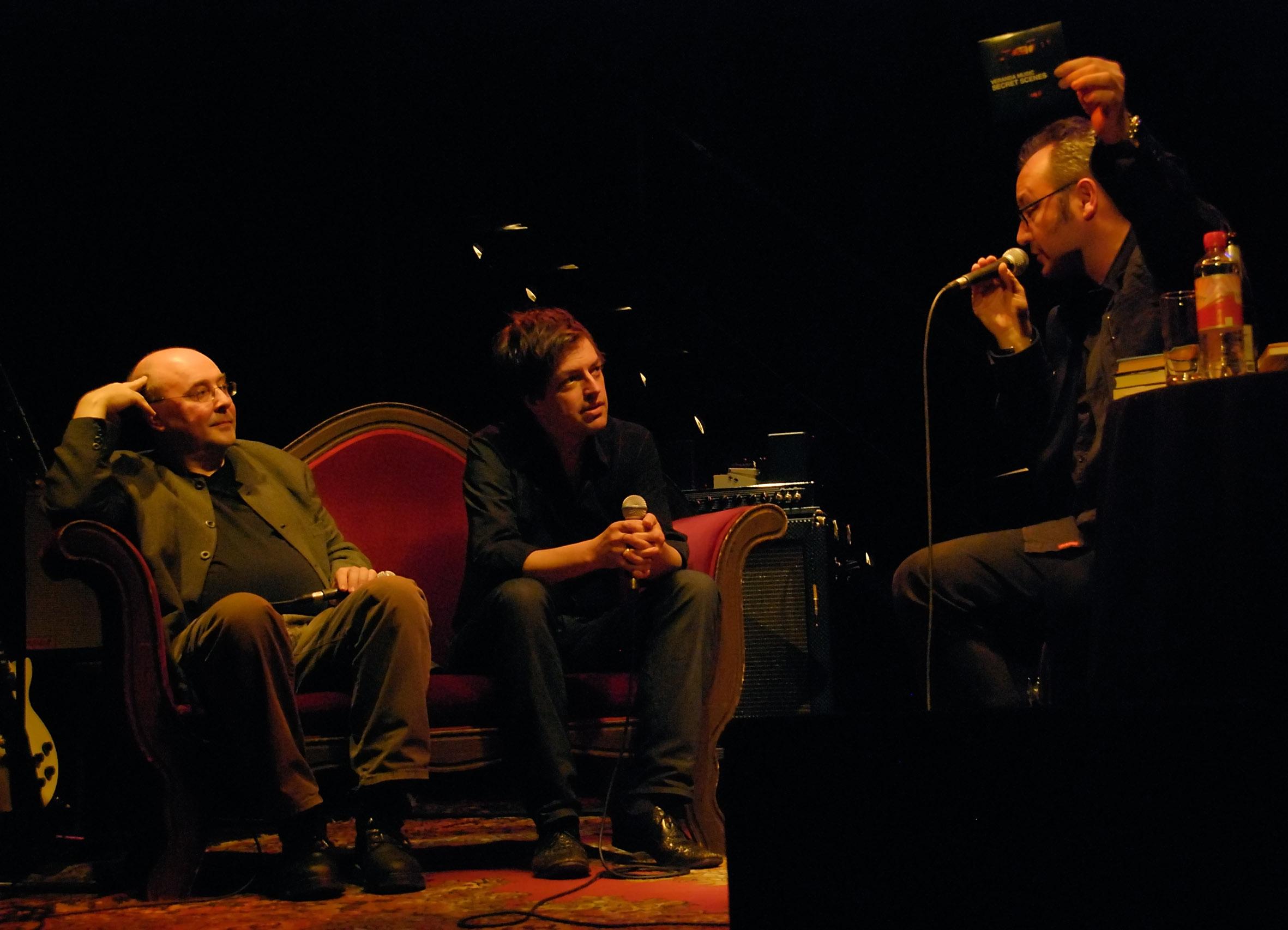 Veranda Music Schöner Abend Show Roger Barz und Stefan Maelck Halle
