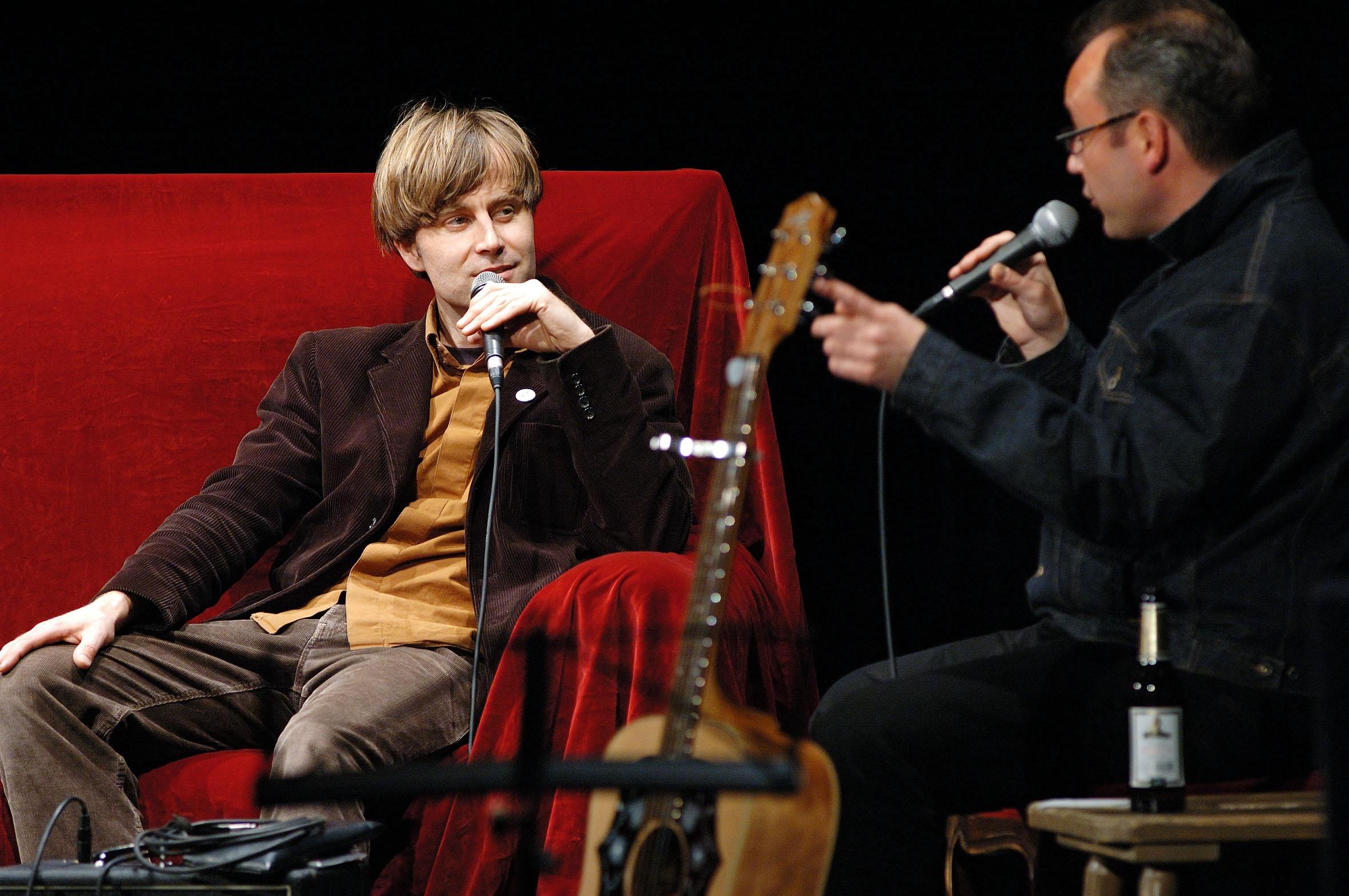 LLyoud Cole Schöner Abend Show Roger Barz und Stefan Maelck Halle