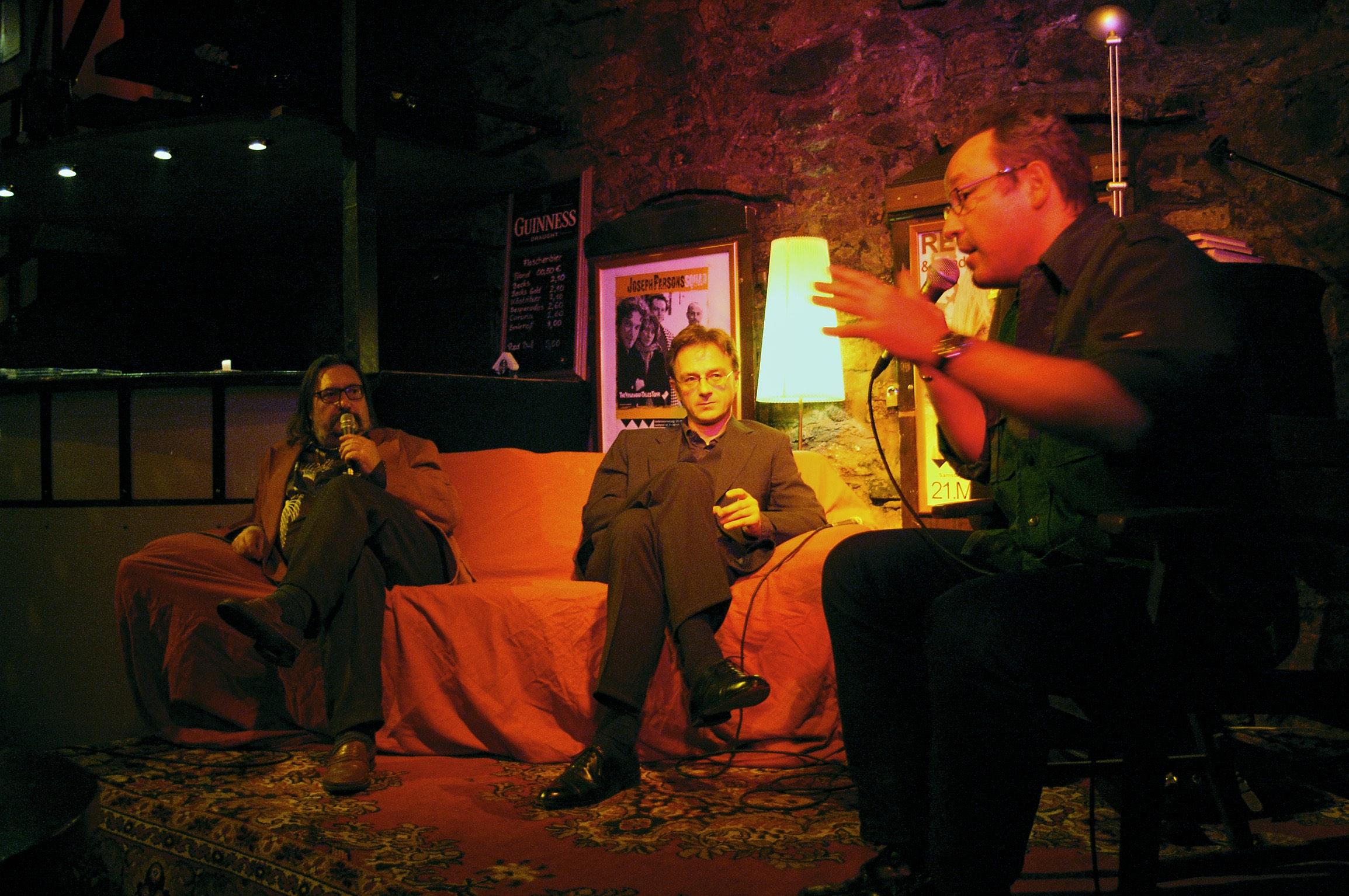 Fritz Eckenga Schöner Abend Show Roger Barz und Stefan Maelck Halle/Saale