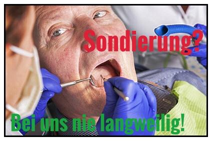 Sondierungsgespräche Zahngesundheit Halle Zahnarztpraxis Roger Barz