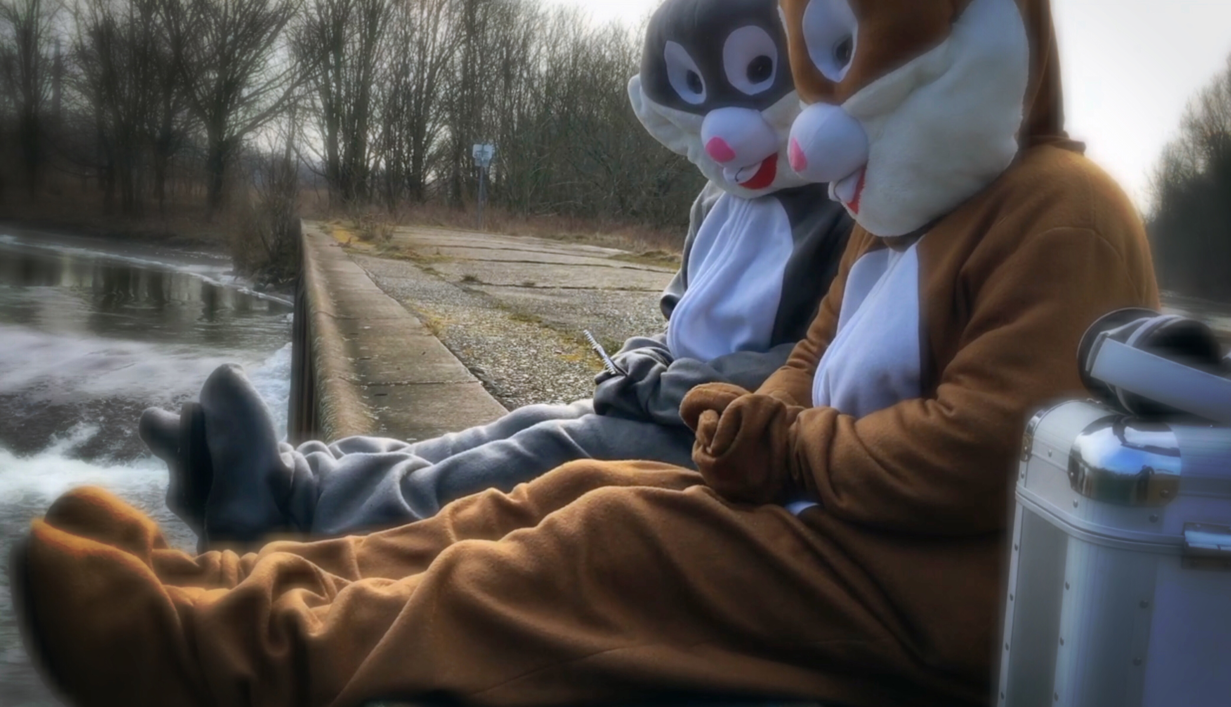 Wehr Szene Osterfilm Zahnarztpraxis Roger Barz
