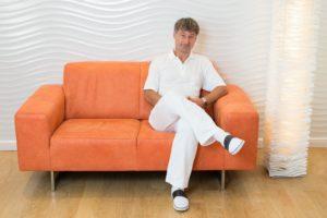 Einzelfoto Roger Barz Zahngesundheit Halle
