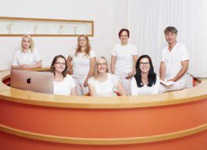 Team Praxis Zahngesundheit Halle