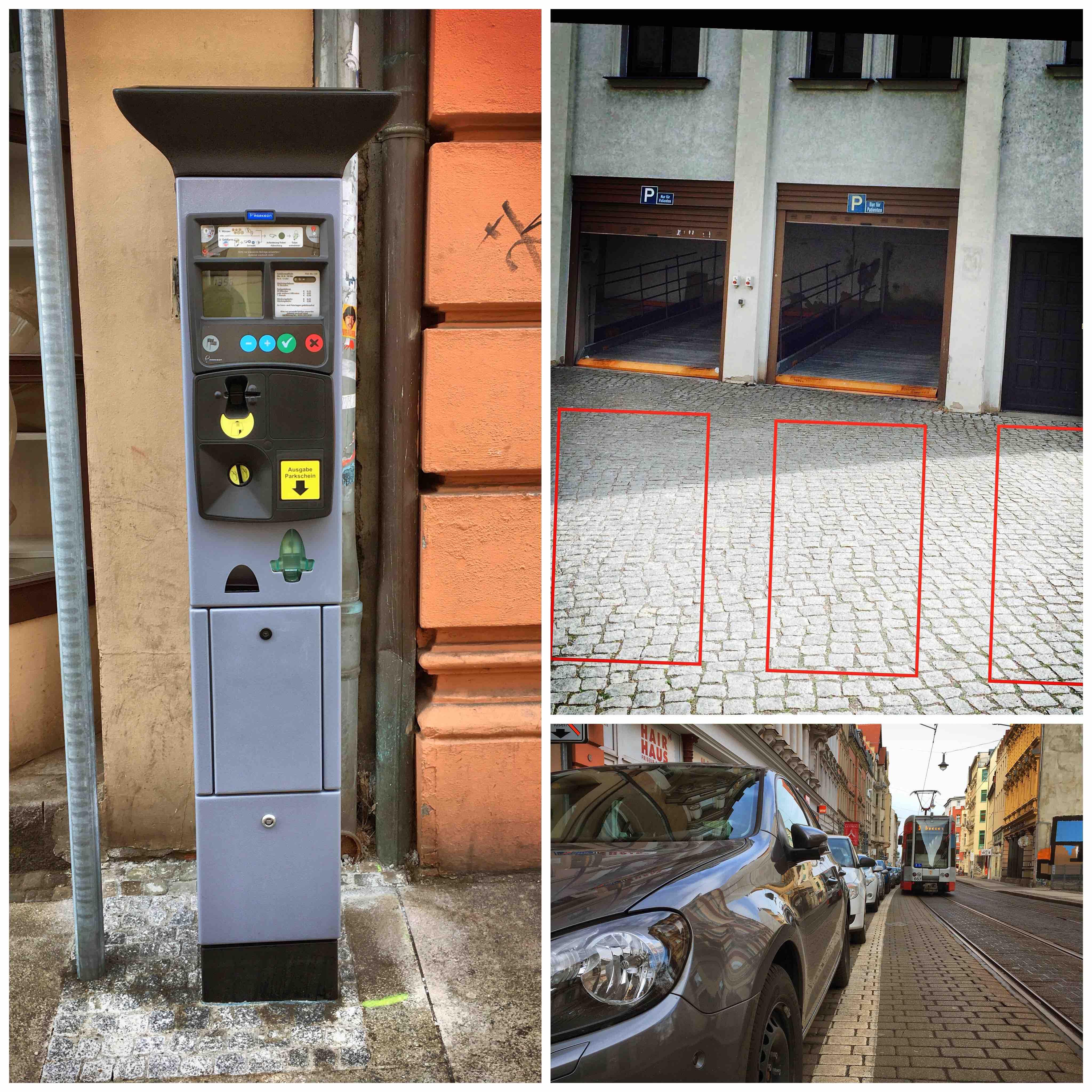 Zahnarz Roger Barz Halle Freie Parkplätze