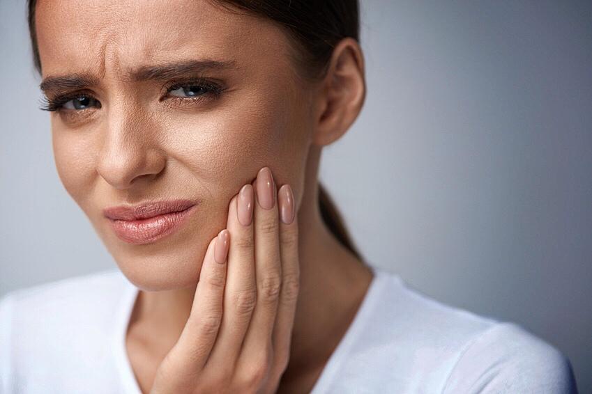 Eine Zahnbehandlung Kann Schmerzfrei Sein.