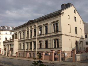 Geiststraße 32 Praxiseingang Zahngesundheit Halle Saale