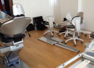 Transportschaden Praxis Zahngesundheit Halle Saale Roger Barz