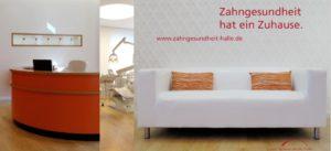 Anzeige Beginn Praxis Zahngesundheit Halle Saale Roger Barz