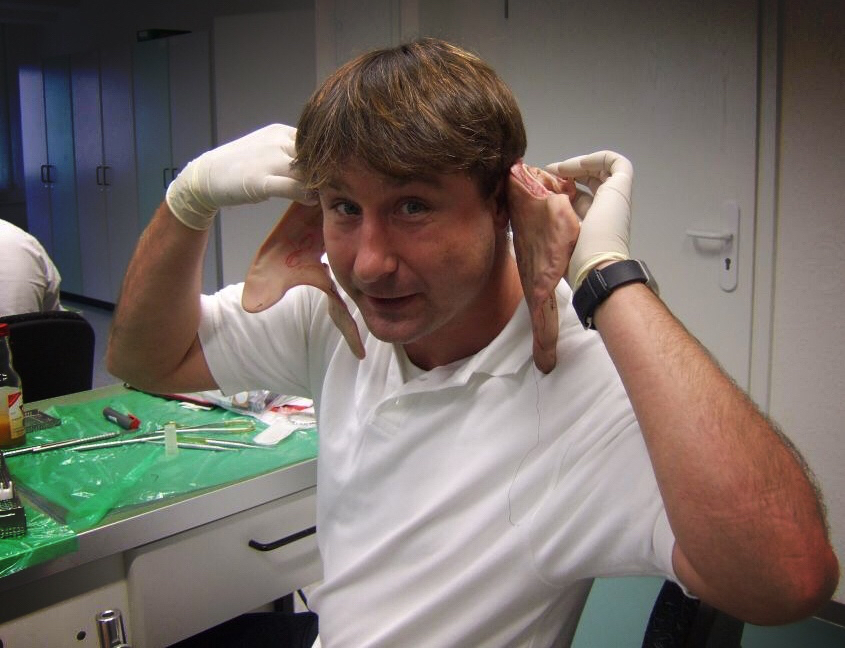 Roger Barz Experte Parodontologie Praxis Zahngesundheit Halle Saale