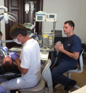 Narkose Zahnarztpraxis Roger Barz Halle Saale