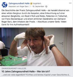 Roger Barz Kurs Parodontologie Zahnarzt Halle