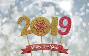 Neues Jahr 2019 Zahnarztpraxis Roger Barz