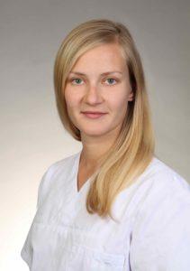 Assistenzzahnärztin Susanne Zscherneck Zahnarztpraxis Roger Barz Halle