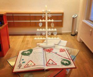 Gedicht Weihnachtsmovie Zahngesundheit Halle