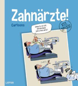 Cartoon Zahnarztpraxis Roger Barz Halle