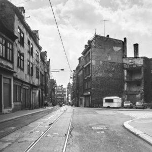 Altstadtansicht Geiststraße Zahnarzt Roger Barz Halle