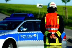 Straßenkontrolle Polizei Zahnarzt Roger Barz Halle