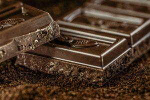 Dunkle Schokolade Zahnarzt Roger Barz Halle