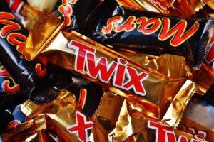 Schokoladenriegel Zahnarzt Roger Barz Halle