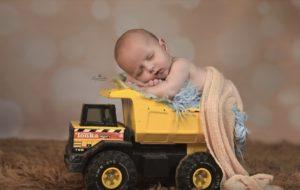Baby LKW Herzensbilder