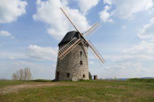 Windmühle Feld Zahnarztpraxis Roger Barz Halle