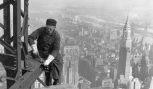 Arbeiter New York Zahnarzt Roger Barz Halle