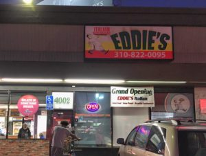 Eddies Venice