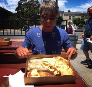 Titus Tacos Los Angeles zahnarzt Roger Barz