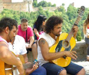 Straßenmusiker Spanien Zahnarzt Roger Barz Halle