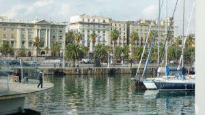 Hafen Barcelona Zahnarzt Roger Barz Halle
