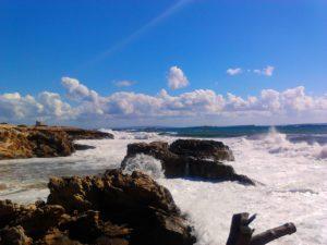Küste Ibiza wild Zahnarzt Roger Barz Halle