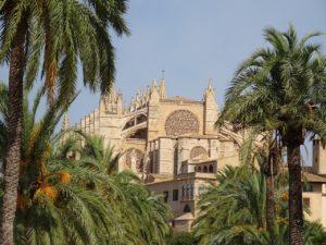 Kathedrale Mallorca Zahnarzt Roger Barz Halle