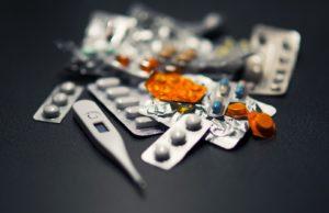 Reste Medikamente Zahnarzt Roger Barz