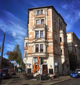 Haus Wucherer Straße Zahnarzt Roger Barz