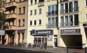 Edeka Ludwig Wucherer Straße Halle Zahnarzt Roger Barz