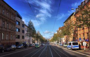 Ludwig Wucherer Straße Halle Zahnarzt Roger Barz