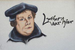 Martin Luther Zahnarzt Roger Barz Halle