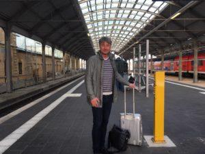 Anreise proDEnte Kurzfilmwettbewerb Zahnarzt Roger Barz Halle