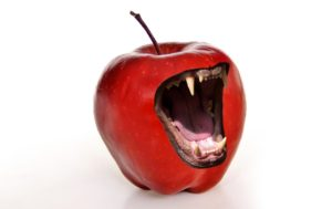 Zähne Obst Zahnarzt Roger Barz Halle