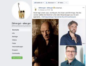 Jury Filmwettbewerb Roger Barz Zahnarzt Halle