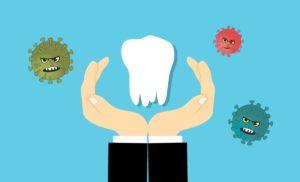 Zahn geschützt Zahnarzt Roger Barz Halle