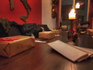 Geschenke Weihnachtsfeier Zahnarzt Roger Barz Halle