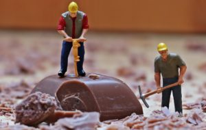 Baustelle Kakao Zahnarzt Roger Barz Halle